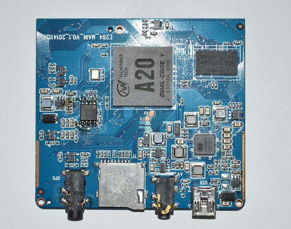 Carcorder PCB Assembly