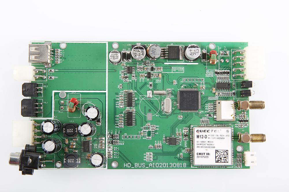 temperature and humidity sensor PCBA 001