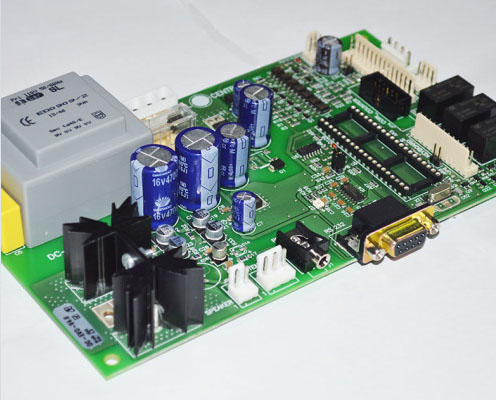 elevator power controller board