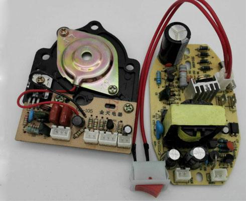 agricultural sprayer control circuit board
