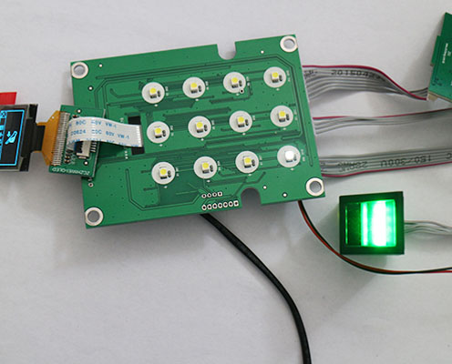 fingerprint doorlock mainboard