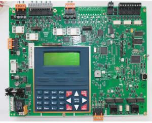 fire alarm system control board
