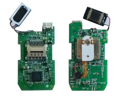 gps tracker pcba development
