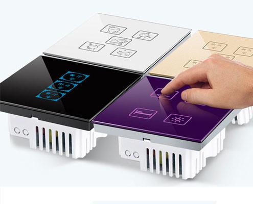 smart switch pcba developing