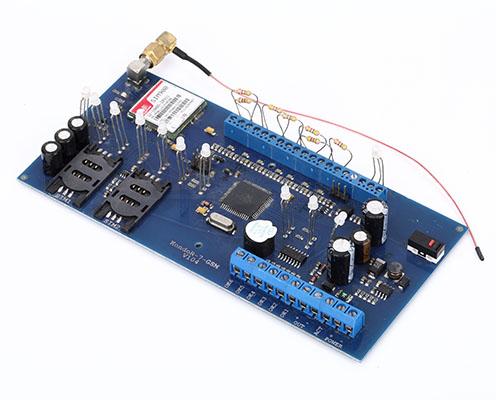 gsm alarm system control board