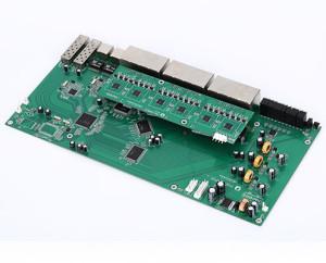 vpn router pcb circuit board