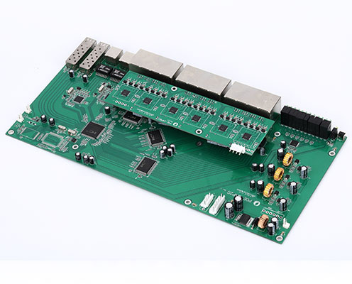 vpn router pcb circuit board